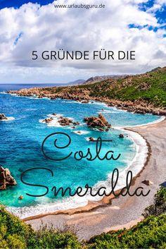 Costa Smeralda – dieser Name verspricht Luxus pur! Im wohlhabenden Norden Sardiniens gelegen, strotzt der Küstenort nur so vor Glamour und Eleganz.