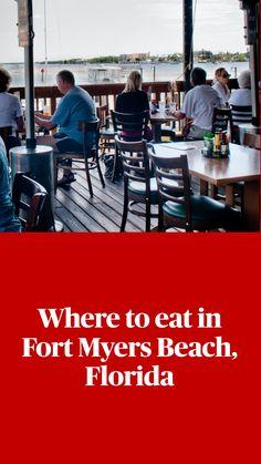 Fort Myers Restaurants, Destin Florida Restaurants, North Fort Myers, Fort Myers Beach, Panama City Beach Florida, Florida Vacation, Ft Meyers Florida, Captiva Island, Foodie Travel