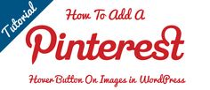 Add Pinterest Hover Buttons for Images In Genesis—Step-by-step tutorial; Enable Pin Hover On Specific Posts/Pages