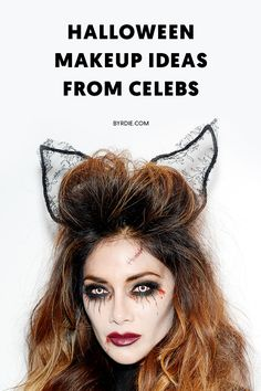The best Halloween makeup ideas for celebs
