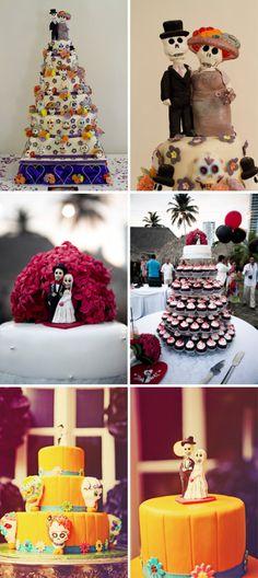 la idea de la foto de enmedio de una tartita encima y el resto en pisos con magdalenitas alias cupcakes tb me parece genial... (quitando los muñequitos horribles que tienden a poner aqui....