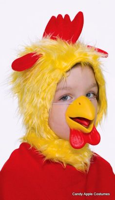 Child's Chicken Costume Kit - Candy Apple Costumes