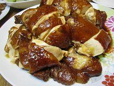 玫瑰豉油雞