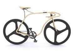 Der Dampf machts: Andy Martins Thonet-Bike