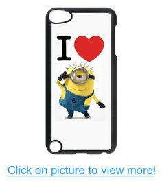 Despicable Me Minion Ipod Touch 5th Generation Case Hard Plastic Ipod Touch 5 Case