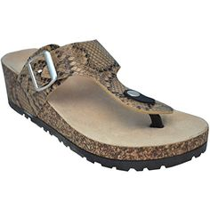 Bamboo Womens Magazine01 Sandals Natural 9 M US >>> Learn more by visiting the image link.