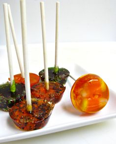 Homemade-Lollipops-with-Flavored-Sparkling-Water-Clear-American-25