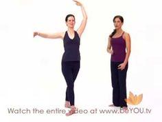 Ballet Posture with Bernadette Giorgi