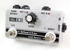 TRIAL B-2 ギターエフェクターの最安値