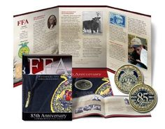 FFA 85th Anniversary Commemorative Coin Collection