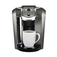 Keurig K500 2.0 Single Serve and 4-Cup Carafe Brewer in Black-114593 - The Home Depot