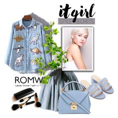 """It Girl"" by aurorab-i ❤ liked on Polyvore featuring Miu Miu, Iman and Mark Cross"