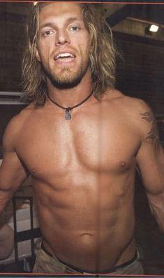 Adam Copeland- WWE wrestler Edge