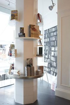 Living Room Interior Column Elegant Restaurant Visit V & A Reading Room In London Columns Decor, Interior Columns, Interior Shutters, Vinyl Shutters, Support Columns, Support Beam Ideas, Luxury Interior, Interior Design, Pillar Design