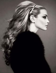 Big Hair: sleek volume | For appointments at Stewart & Company Salon, call (404) 266-9696.