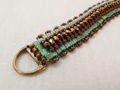 Illuminated Me: Embellished Southwest Bracelet