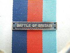 WWII BRITISH 1939 - 45 STAR MEDAL RIBBON CLASP BATTLE OF BRITAIN BAR.