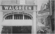 Walgreens-111 year history of innovation