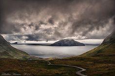 Norðadalur, Faroe Islands.