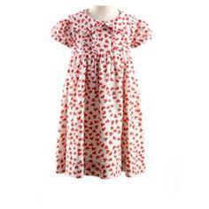 Heart Frill Dress + Bloomers