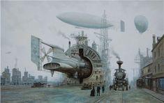 Sci-fi Steampunk | Huckberry