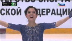 Evgenia MEDVEDEVA FS - 2016 Russian Nationals