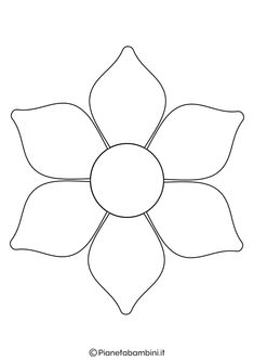 Embroidery Flowers Pattern, Hand Embroidery Designs, Applique Patterns, Beaded Embroidery, Flower Patterns, Felt Patterns, Flower Outline, Flower Template, Crown Template