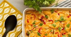 Thaiform med kylling Asian Chicken, Chicken Stir Fry, Best Slow Cooker, Slow Cooker Recipes, Guacamole Chicken, Avocado Egg Salad, Cheese Ball, Thai Red Curry, Spicy