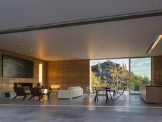 Tucson Mountain Retreat by DUST - News - Frameweb