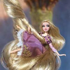 Rapunzel Barbie, Disney Barbie Dolls, Disney Princess Dolls, Sailor Princess, Disney Rapunzel, Princesa Disney, Barbie Toys, Disney Princesses, Walt Disney