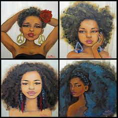 Beauty Created by Artist Keturah Ariel