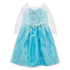 Disney Collection Frozen Elsa Costume - Girls 2-10  found at @JCPenney