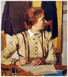 """""""Teacher"""". Yuri Belov (Russia, 1929)"""