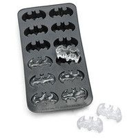 Batman Ice Cube Tray from ThinkGeek