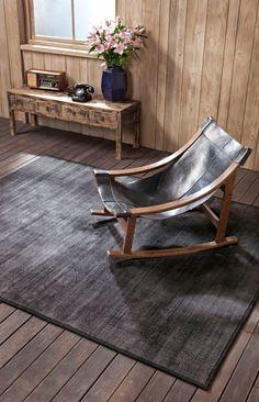 Las alfombras artesanales y a medida de la firma KP* · KP handmade rugs