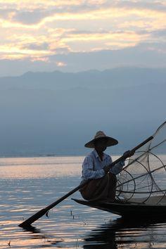 Myanmar, Fishing
