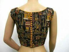 30 Unique Pattu saree blouse designs: Traditional Indian Saree