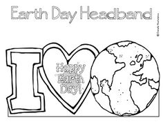 Earth Day Freebie- Includes Writing Printables & Headband Earth Day Freebie- In. Earth Day Pictures, Earth Day Images, Earth Day Quotes, Earth Day Posters, Earth Day Projects, Earth Day Crafts, Earth Day Information, Earth Day Coloring Pages, Earth Day Activities