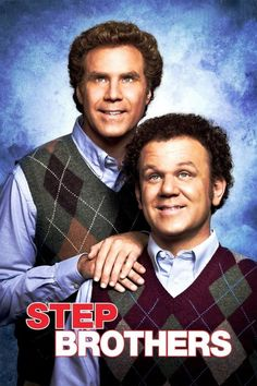 Did we just become best friends? 🏋🏽♂️🏋🏼♀️Tag your gym partner! Will Ferrell Step Brothers, Stepbrothers Movie, Movie Poster Frames, Movie Posters, Top Comedy Movies, Top Comedies, Spencer, Columbia Pictures, Step Brothers