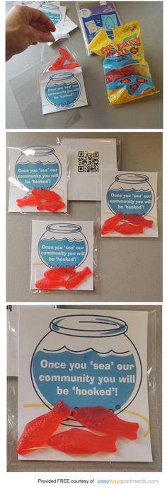 What a cute idea