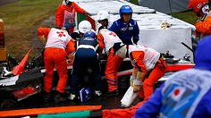 Jules Bianchi Incidente Giappone GP F1 Suzuka : Grave - NEWS