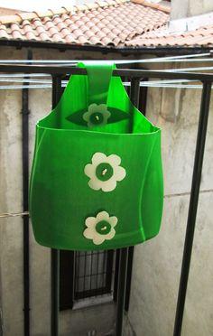 STELLEDILATTA: Porta-mollette da riciclo-plastica