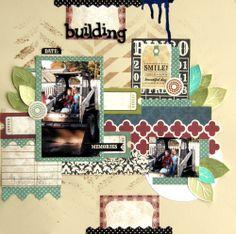 Building Memories - Scrapbook.com