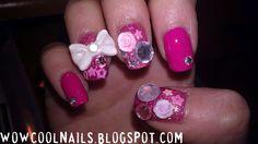 Kawaii Japanese nails