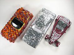 Miniature Art Cars - Awesome!