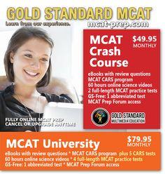 Online mcat classes / Gmat new york