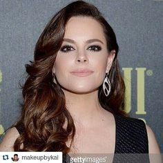 Jesus @makeupbykai ur a hashtagging pro! I really should have taken a 'before' pic to show just HOW TRULY AMAZING ur make-up & @craiggangi 's hair work is here  #Repost @makeupbykai with @repostapp  #Makeupbykai on #SyFy 's #12Monkeys Series @EmHampshire on the Red Carpet for the #instyle Miss Golden Globes 2015 event. With beautiful hair by Gorg. #hair by @craiggangi #Makeup #MakeupArtist #cosmetics #RedCarpetMakeup #Hollywood #NYC #lamakeupartist #nymakeupartist #Beautiful #beauty…