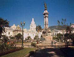 Plaza de la Independencia,