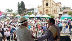 Santander hoy web: Acompañamiento festivo del gobernador en Bolívar y...