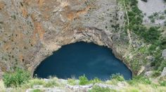 Imotski - Czerwone Jezioro - Kliknij na zdjęciu aby je powiększyć.